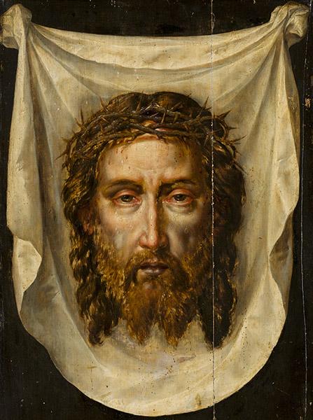 Het zweetdoek van de heilige Veronica, Mauritshuis