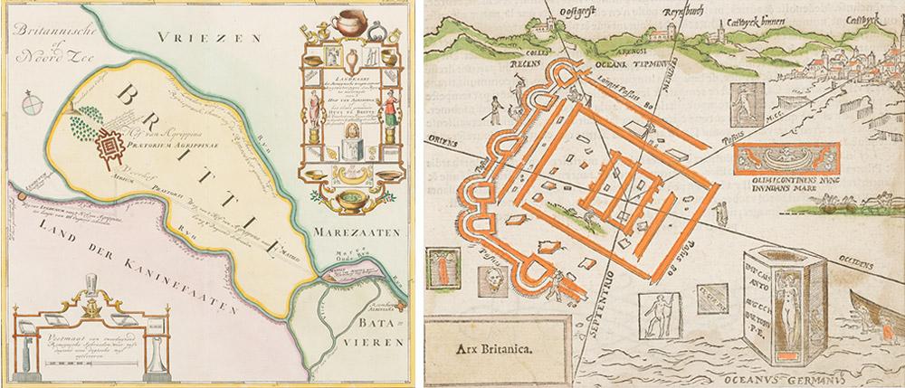 Antieke kaarten op de foto door Margareta Svensson fotografie