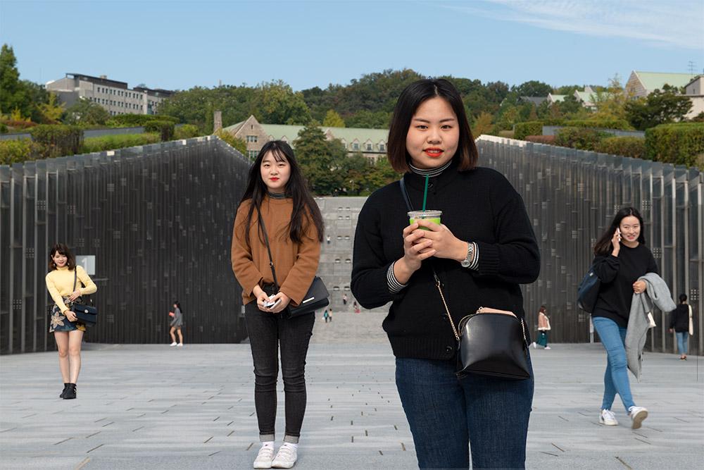 Gedeelde momenten in Zuid-Korea