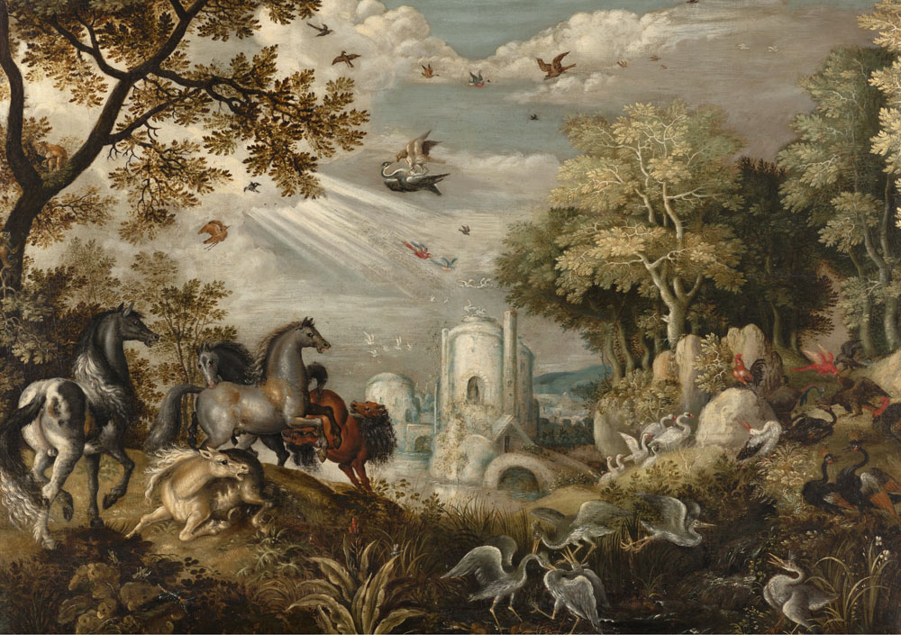 schilderijen van oude meesters fotograferen