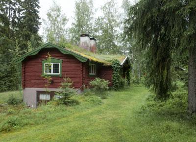 Foto's van historische interieurs gemaakt door Margareta Svensson