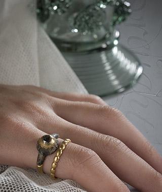 Foto's van metalen voorwerpen door Margareta Svensson