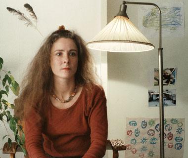 Margareta Svensson fotografeerde De kijkers thuis in 1995