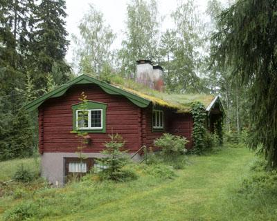 Een Zweeds huisje